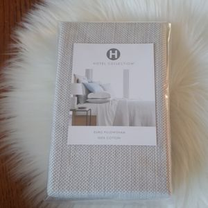 Hotel Collection  525-Thread Count Yarn Dyed Europ